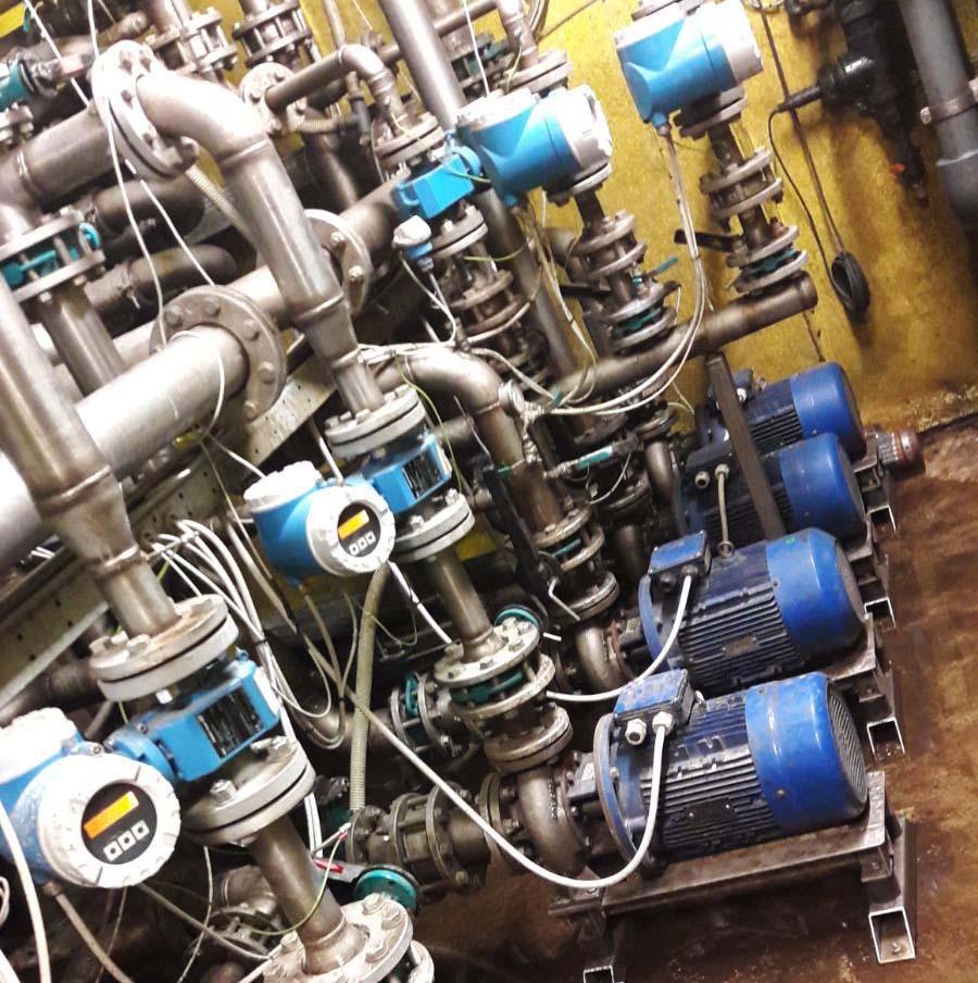 stucky impianto depurazione