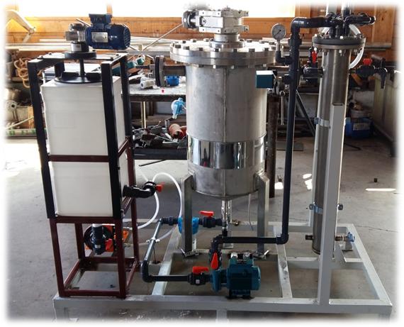 impianto anaerobico di produzione biogas
