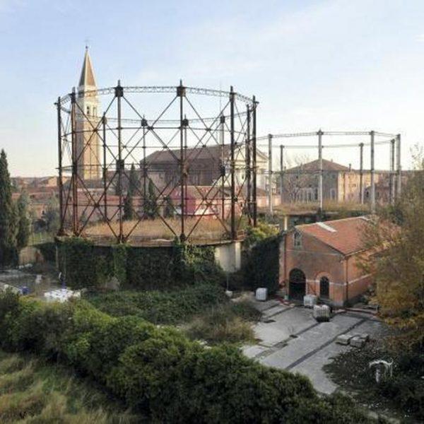 ex gasometri venezia