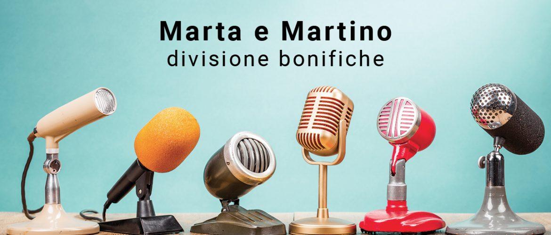 intervista a marta e martino