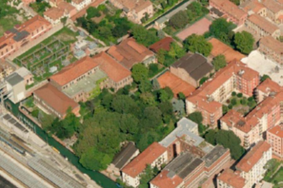 Area Ex Alloggi Enel San Giobbe - 01